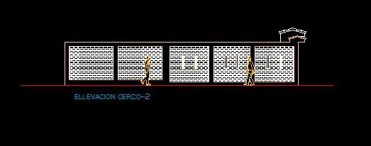 فایل اتوکد نمای ورودی حیاط آپارتمان 4 طبقه روی پیلوت کامل قابل ویرایش