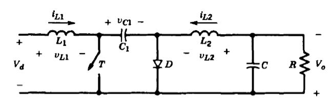 پروژه الکترونیک قدرت (مبدل کاک)