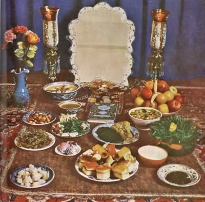 تحقیق عید نوروز قدیمی ترین جشن باستانی